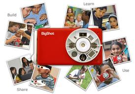 Bigshot DIY camera aims to teach kids tech basics