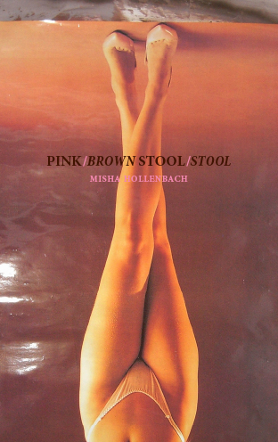 Misha Hollenbach Pink/Brown Stool/Stool