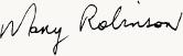 Mary Robinson